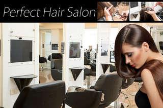 只要399元起,即可享有【Perfect hair salon】A.夏日來臨!玩髮色彩質感染髮 / B.不限髮長!韓系手撥造型燙髮 / C.哥德式結構式三段護髮滋養 / D.夏日清爽!歐萊德頭皮輕呼吸護理