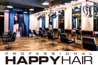 只要499元起,即可享有【HAPPYHAIR(文華店)】A.設計剪髮 / B.TM時光奇蹟迷你護髮 / C.量身訂做精油HAIR SPA / D.質感染髮專案