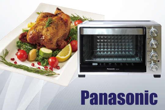 只要798元起,即可享有【Panasonic國際牌】32L雙溫控發酵烤箱/【SANLUX台灣三洋】8公升電烤箱一台,均一年保固,A方案附贈食譜一入