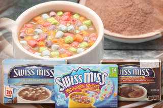 暢銷全世界的可可粉!快沖上一杯,繽紛你的午後!美國進口【SWISS MISS】大盒裝,濃郁香醇的巧克力飲品,每口都能喝到最甜蜜的好味道!