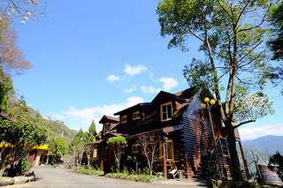 來到水蜜桃的故鄉,觀賞壯麗的雲海風光,來趟慢活之旅!【桃園-拉拉山5.5K農莊】精心打造歐式小木屋,適合全家大小一同共享天倫之樂!近司馬庫斯!