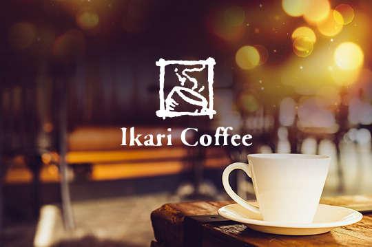 只要99元起,即可享有【怡客咖啡 Ikari Coffee】A.怡客麻吉分享杯 / B.美好時光輕食獨享餐