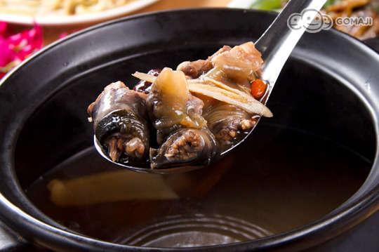 [台北] 只要588元(雙人價),即可享有【人間第一美味-松山野生鱉】雙人養生聖品