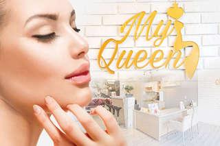 多樣化課程可選擇,寵愛辛勞的自己!【My Queen】替您一吋一吋舒壓緊繃的身體,釋放生活中累積的疲勞與壓力,給女人最極致的美麗!