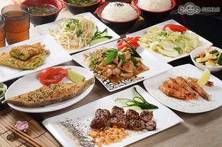 只要399元起,即可享有【吉林鐵板燒】A.幸福雙人餐 / B.豪華海陸雙人饗宴
