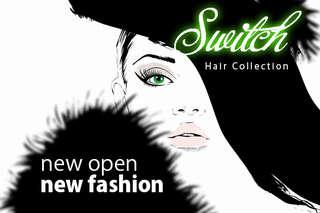 選用 O'right歐萊德、哥德式等頂級髮品!【Switch Hair Collection】資深設計師專注為您服務!近西門商圈電影街!
