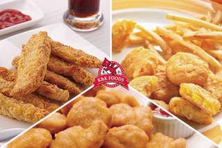 好吃所以通通讓麻吉帶回去~【紅龍食品-紅龍雞塊/玉米布丁酥/香檸雞柳條】讓您想吃就能隨時吃!