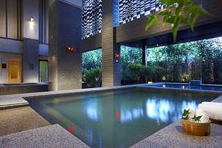 青山綠泉的自然景觀與東方美學的氛圍中,享受白磺湯泉、英式美饌!【北投麗禧溫泉酒店】帶給您身、心、靈的極致馳放體驗!