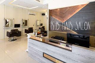 只要399元起,即可享有【R.B Hair Salon】A.超優質剪髮專案 / B.義大利努貝亞頭皮頂級護理專案 / C.義大利LANDOLL阿甘系列奢華護髮專案 / D.極致奢華晶鑚染髮專案 / E.頂級冷塑燙髮專案