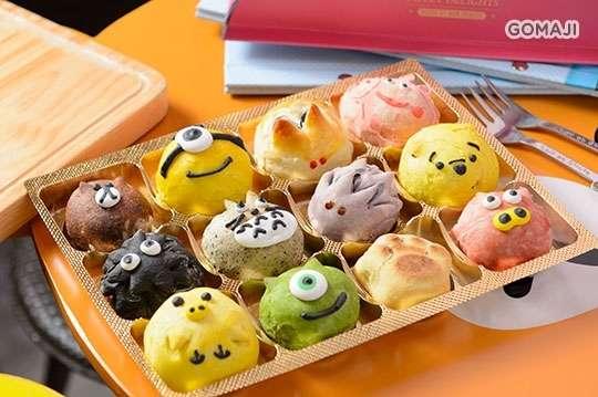 只要399元,即可享有【熊好呷乳酪烘培餐廳(西門概念店)】A.熊大造型禮盒一盒 / B.卡通造型禮盒一盒 / C.童趣造型禮盒一盒