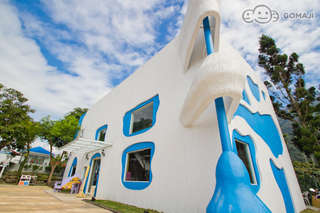 【麥克亞倫渡假村】融合創意與巧思的設計,充滿異國元素建築設計和專屬冷熱泉,最自然的渡假天堂!走訪四大園區,帶回滿滿美好回憶!