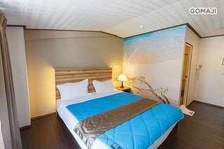 麻吉獨享暑假平日不加價!【墾丁-861潛水渡假中心】客房空間寬敞清新,溫馨舒適的氛圍令人感到放鬆,在此享受美好又熱情的南台灣!