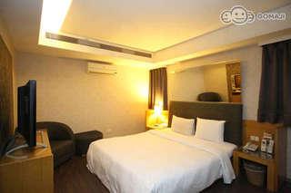 只要1399元,即可享有【台北-藏愛旅店】台北出差、出遊經濟實惠專案〈不限房型雙人房住宿一晚 + 早餐二份 + 停車空間〉