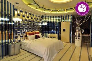 【美麗海精品汽車旅館】斥資八億重金打造,精心設計多元奢華房型!奈米牛奶浴、按摩浴缸、按摩椅等高級設備,給您備受尊榮的享受!再贈60分鐘休息券!