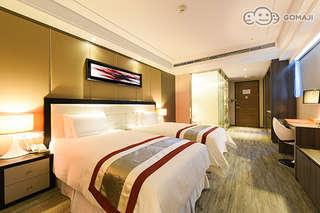 【高雄-蒂亞飯店 HOTEL D(愛河館))】時尚設計、星級品質,卓越的地理位置、交通十分便利!無論是遊逛景點、夜市品美食通通都方便!