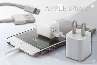 只要349元起,即可享有APPLE iPhone原廠傳輸充電線/台灣版原廠白色1A豆腐頭充電器等組合〈一入/二入/四入/十入,平輸〉
