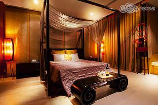 只要860元(免運費),即可享有【彰化-紅樓精品旅館】頂級房型休息專案〈含雙人頂級房 平日休息3小時價格