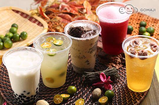 近天母棒球場,【お茶本部】提供多樣茶製特調飲品,呈現經典風味,給你愛喝的茶品或是果汁系列,每一口都是最純粹自然的感動!