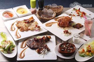 外國客人好評,媲美米其林一星的美妙風味!【星辰牛排】採用法國米其林烹飪技術-真空低溫烹飪,肉質鮮嫩,緊鎖鮮香精華,料鮮味美讓人大呼過癮!