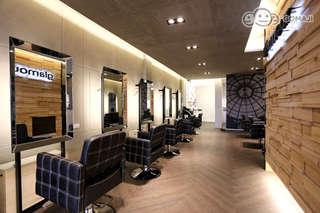 只要499元起,即可享有【Glamour hair salon】A.法國巴黎LA BIOSTHETIQUE頭皮養護專案 / B.德國施華寇染髮專案