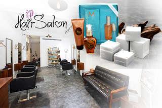 只要399元起,即可享有【淨 Hair Salon】A.時尚造型剪髮 / B.質感時尚染髮 / C.經典設計燙髮