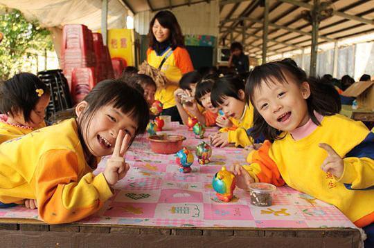 儿童DIY美食