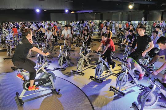 怀柔浩沙健身怎么样 第一次去健身房想办年卡