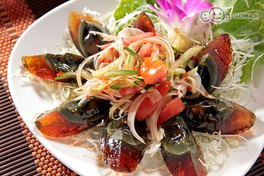 虾酱高丽菜