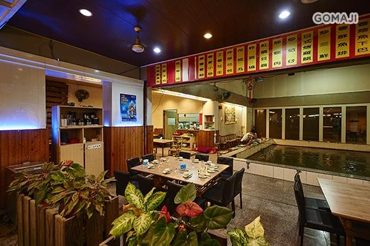 古德曼复合式餐厅图片