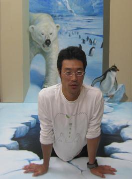 奇幻不思议日本3d幻视艺术画展 绘师100人展 前500名成功付