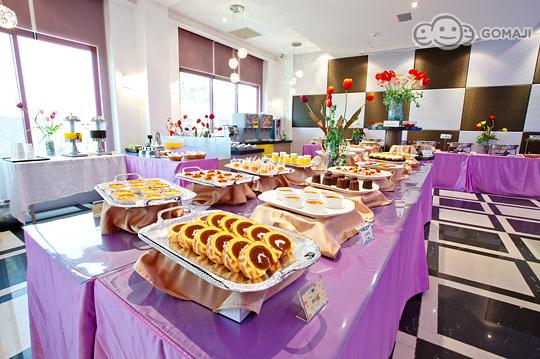 紫菜饭馆内部装修图
