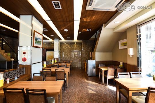 一百多平餐厅设计