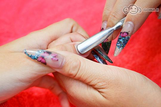 只要299元,即可享有原价1200元【cutie nail时尚美甲沙龙】夏天彩绘图片