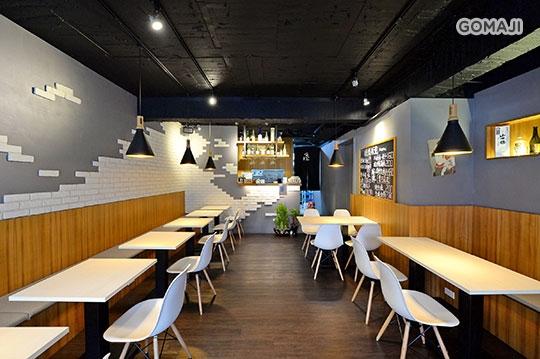 食堂装置艺术设计