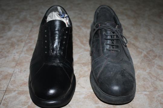 麻小姐的鞋子