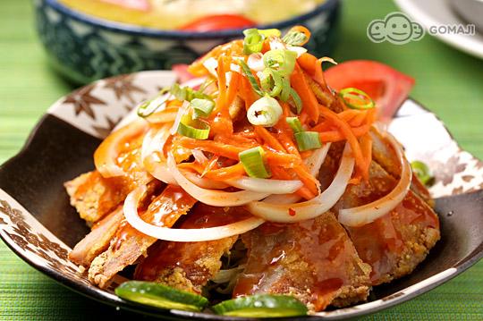 娃娃鱼泰国美食馆