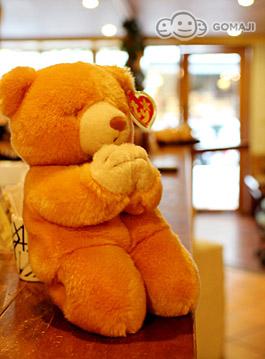 可爱的小熊包装让人