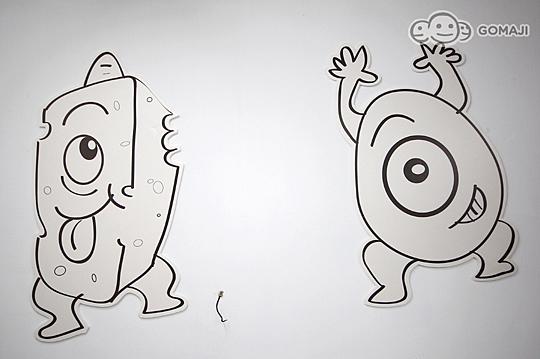 鸡腿卡通图片简笔画