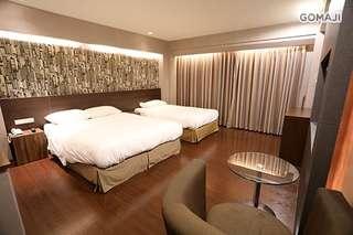 只要450元起,即可享有【台北-上賓大飯店】雙人休息專案,不分平假日〈含豪華房型A.雙人休息二小時/B.雙人休息三小時〉